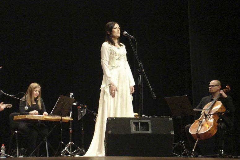 حفل الجزائر 23.10.2015