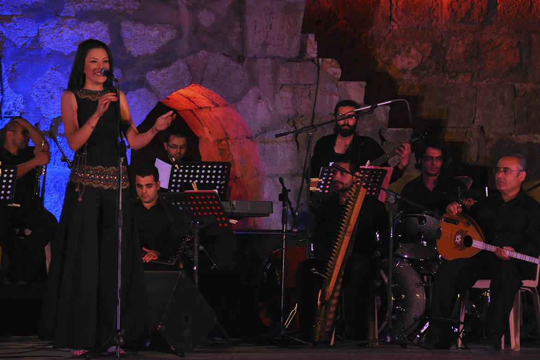 حفل قلعة دمشق 29.5.2012